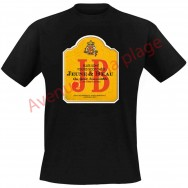 "T-shirt humoristique ""JB scotché"""