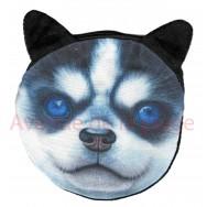 Porte-monnaie tête de chien Chihuahua