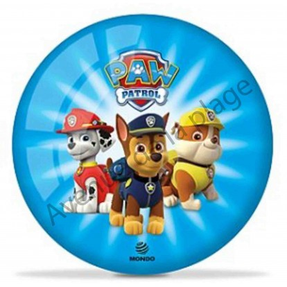 Ballon football Patte Patrouille - Paw Patrol 23 cm