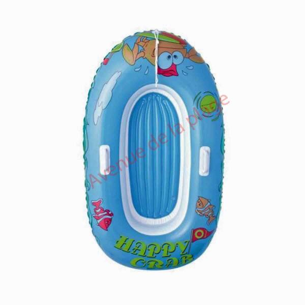 bateau gonflable pneumatique 137 cm achat vente jouet plage pas cher. Black Bedroom Furniture Sets. Home Design Ideas