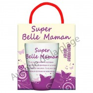 Mug sentiment Super Belle Maman