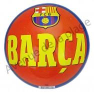 Ballon FC Barcelone en plastique