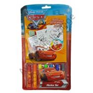 Set de coloriage Cars 27 pièces