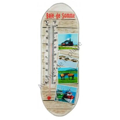 Thermomètre Baie de Somme