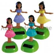 Danseuse Tahitienne solaire