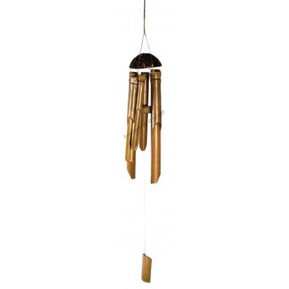 Carillon bambou et coco