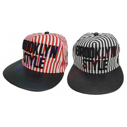 "Casquette snapback ""Brooklyn Style"""