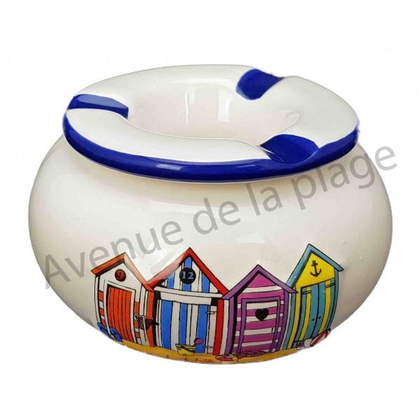 cendrier eau cabines de plage cendrier espagnol pas cher. Black Bedroom Furniture Sets. Home Design Ideas
