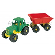 Tracteur avec remorque 50 cm