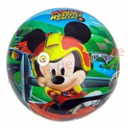 Mini ballon de football Mickey Racer