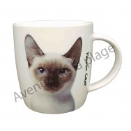 Mug chat siamois