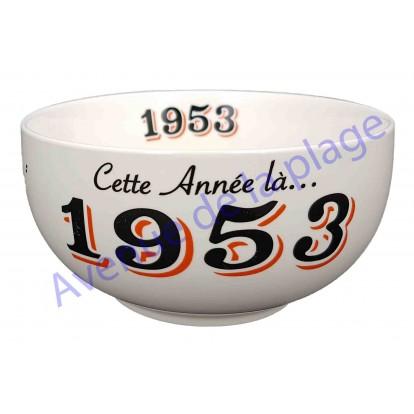 Bol année de naissance 1953