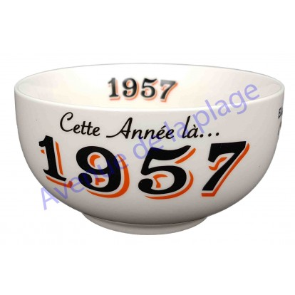 Bol année de naissance 1957