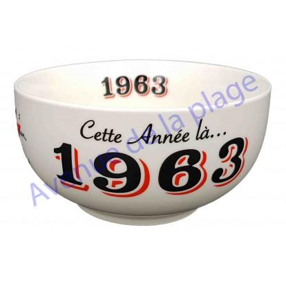 Bol année de naissance 1963