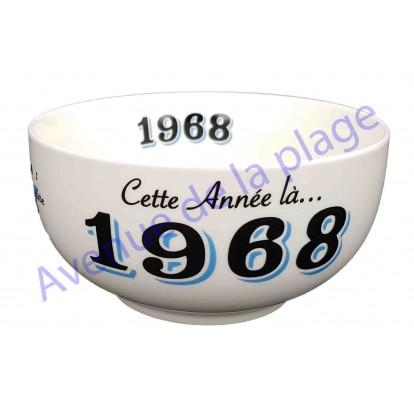 Bol année de naissance 1968