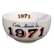 Bol année de naissance 1971