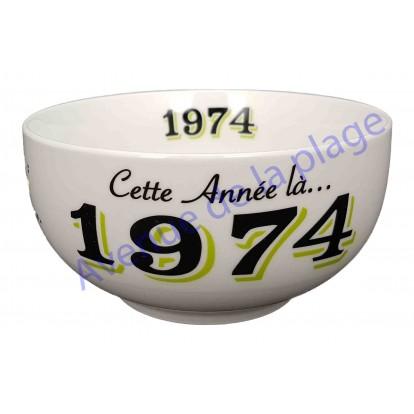 Bol année de naissance 1974