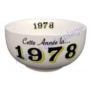 Bol année de naissance 1978