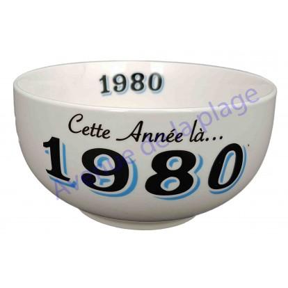 Bol année de naissance 1980