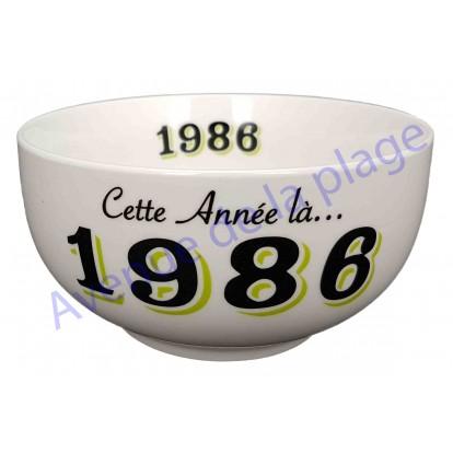 Bol année de naissance 1986