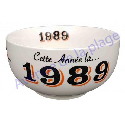 Bol année de naissance 1989