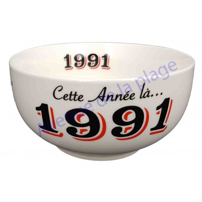 Bol année de naissance 1991