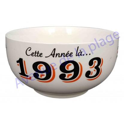 Bol année de naissance 1993