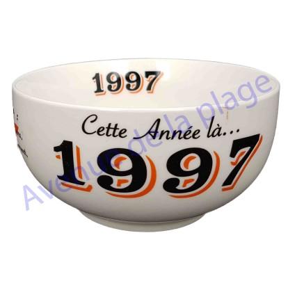 Bol année de naissance 1997