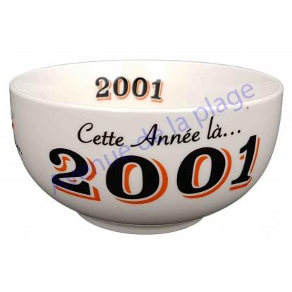 Bol année de naissance 2001