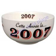 Bol année de naissance 2007