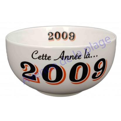 Bol année de naissance 2009