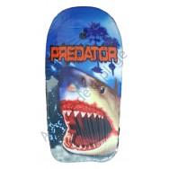 Bodyboard pour enfant Requin Predator