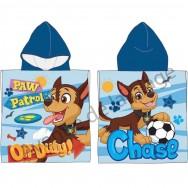 Poncho de bain Pat'Patrouille : Chase avec un ballon