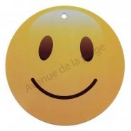 Pancarte Émoticône sourire