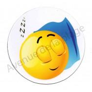 Magnet Émoticône dormeur