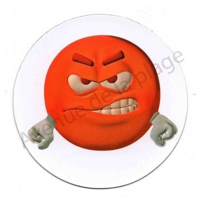 Magnet Émoticône furieux