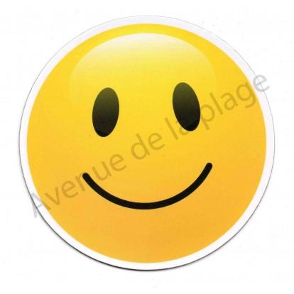 Magnet Émoticône sourire