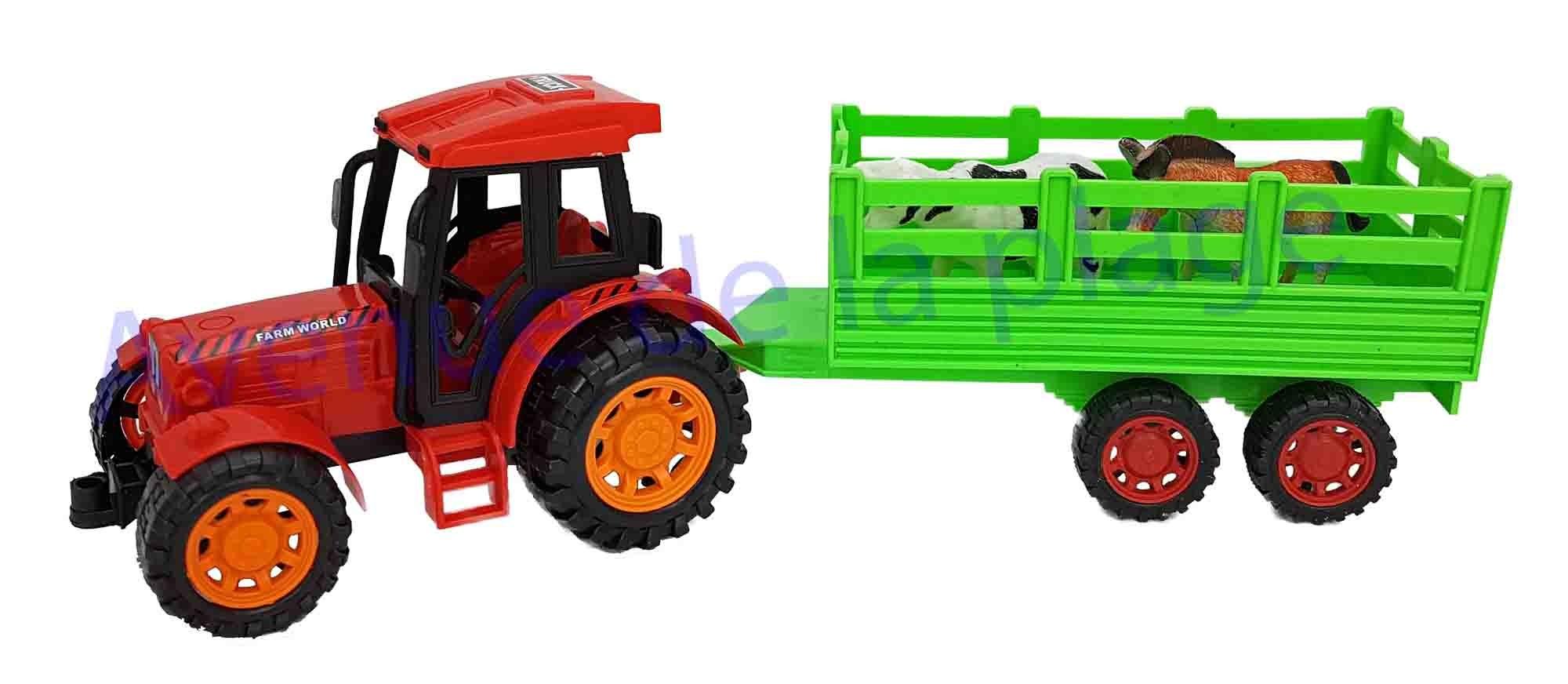 Avec De La Animaux Ferme Tracteur 543AjqScLR