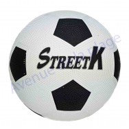 Ballon de football en plastique Street K