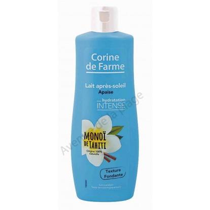 Crème Après soleil au Monoï - Corine de Farme