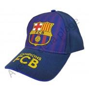 Casquette enfant FC Barcelone