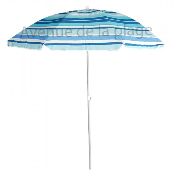 parasol de plage anti uv multicolore 180 cm parasols discount. Black Bedroom Furniture Sets. Home Design Ideas