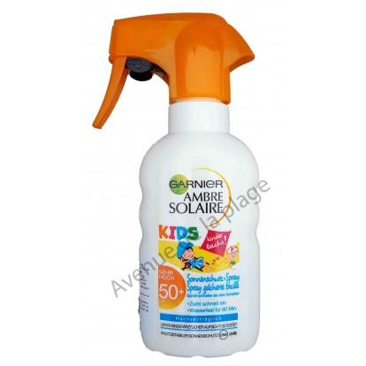 Crème solaire enfant Garnier indice 50 en spray