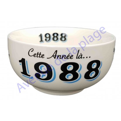 Bol année de naissance 1988