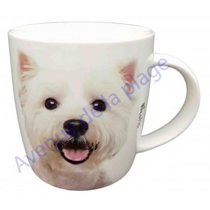 Mug chien Westie