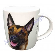 Mug chien Malinois