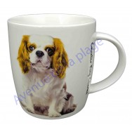 Mug chien Cavalier King Charles