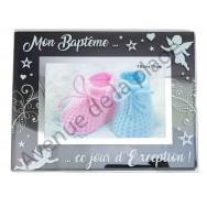 "Cadre photo ""Mon Baptême"""