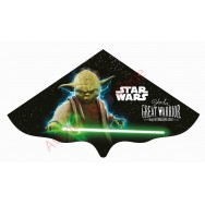 Star Wars Cerf Volant monofil Yoda