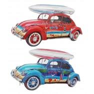 Magnet Voiture de surfeur Cox